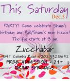 Zucchabar flyer