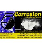 Corrosion 54 flyer