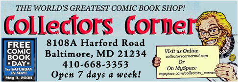 Free Comic Book Day at Collectors Corner
